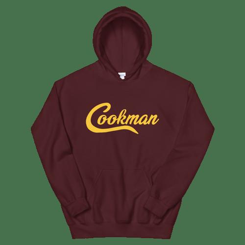 Image of Cookman Hoodie (Maroon)