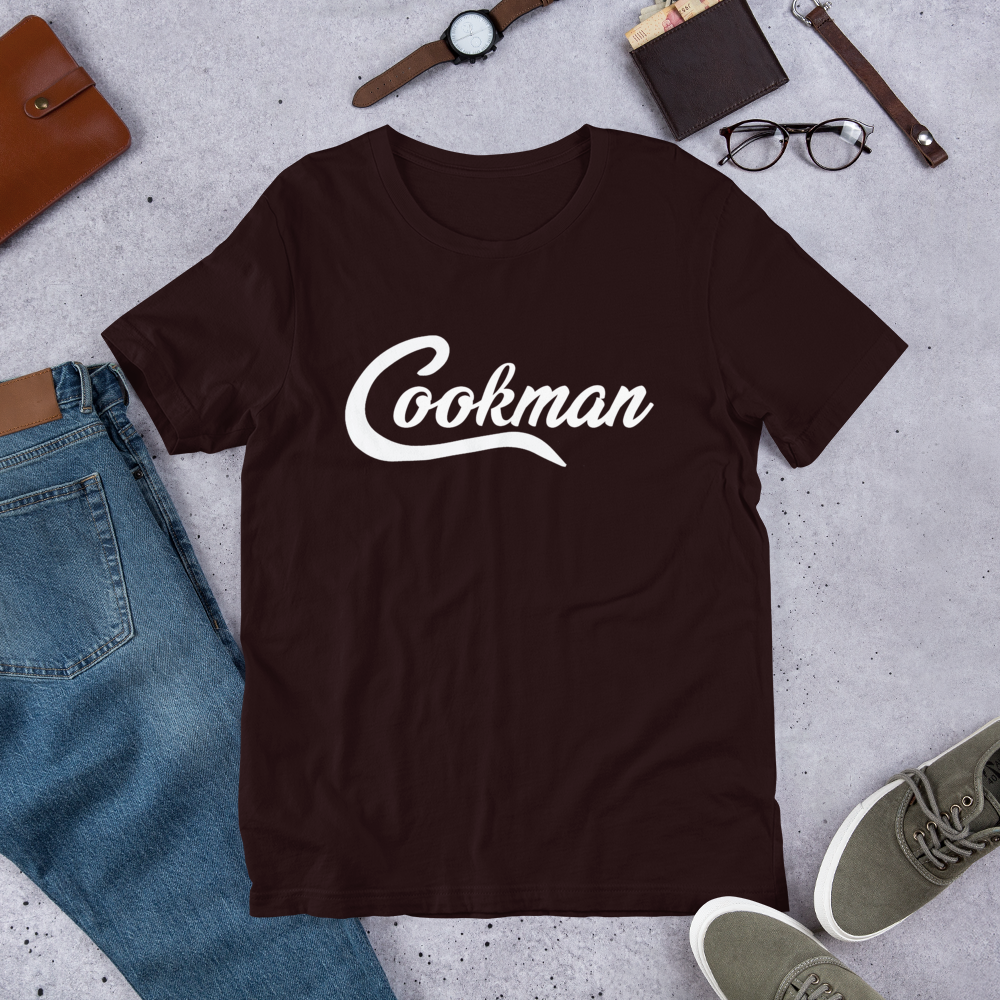 Image of Cookman T-Shirt (Black)