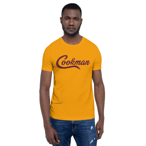 Image of Cookman T-Shirt (Yellow)
