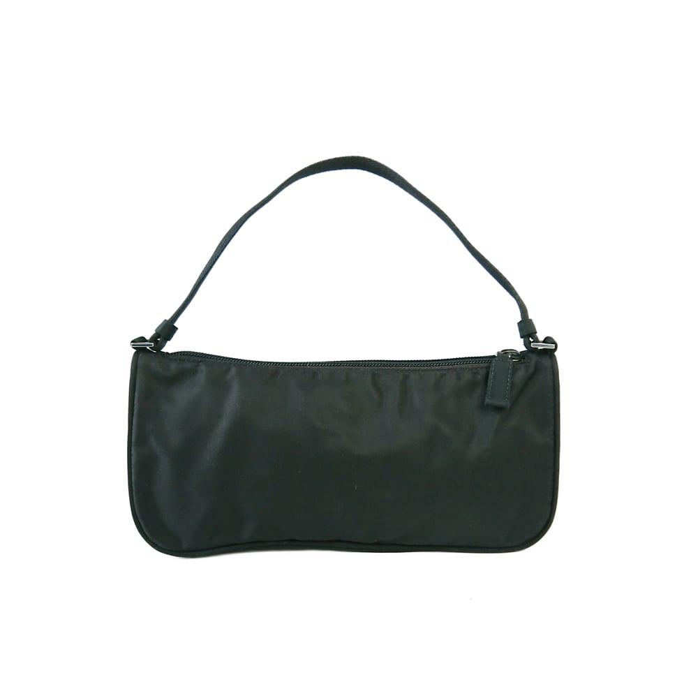 Image of Prada Nylon Handbag