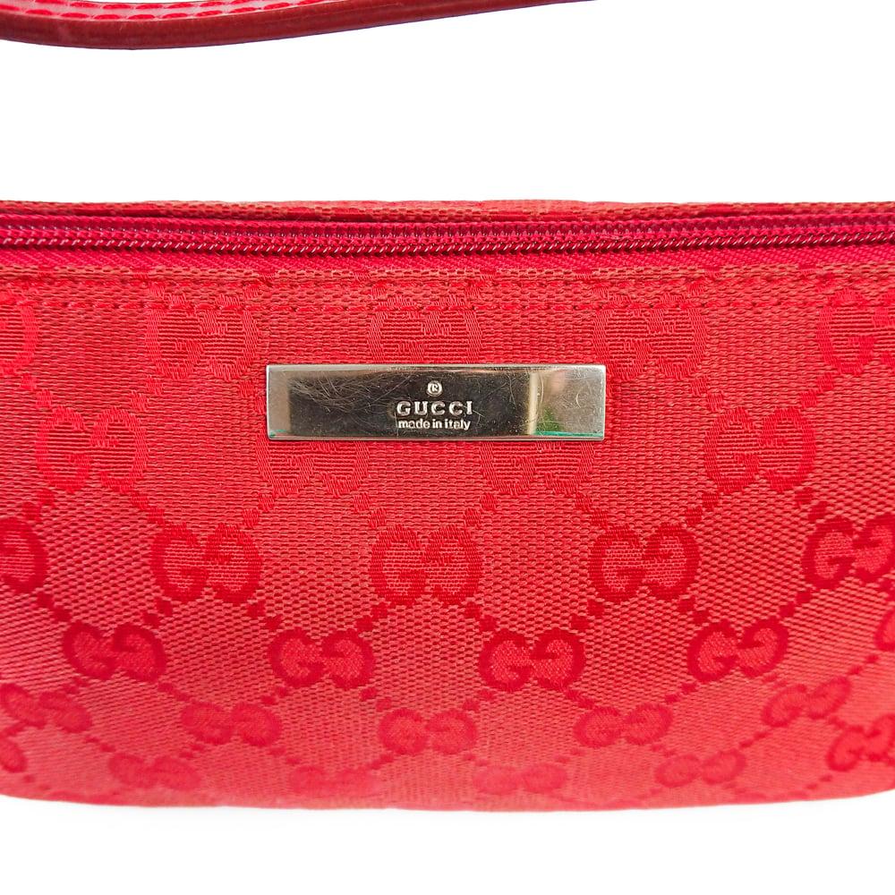 Image of Gucci Monogram Mini Handbag