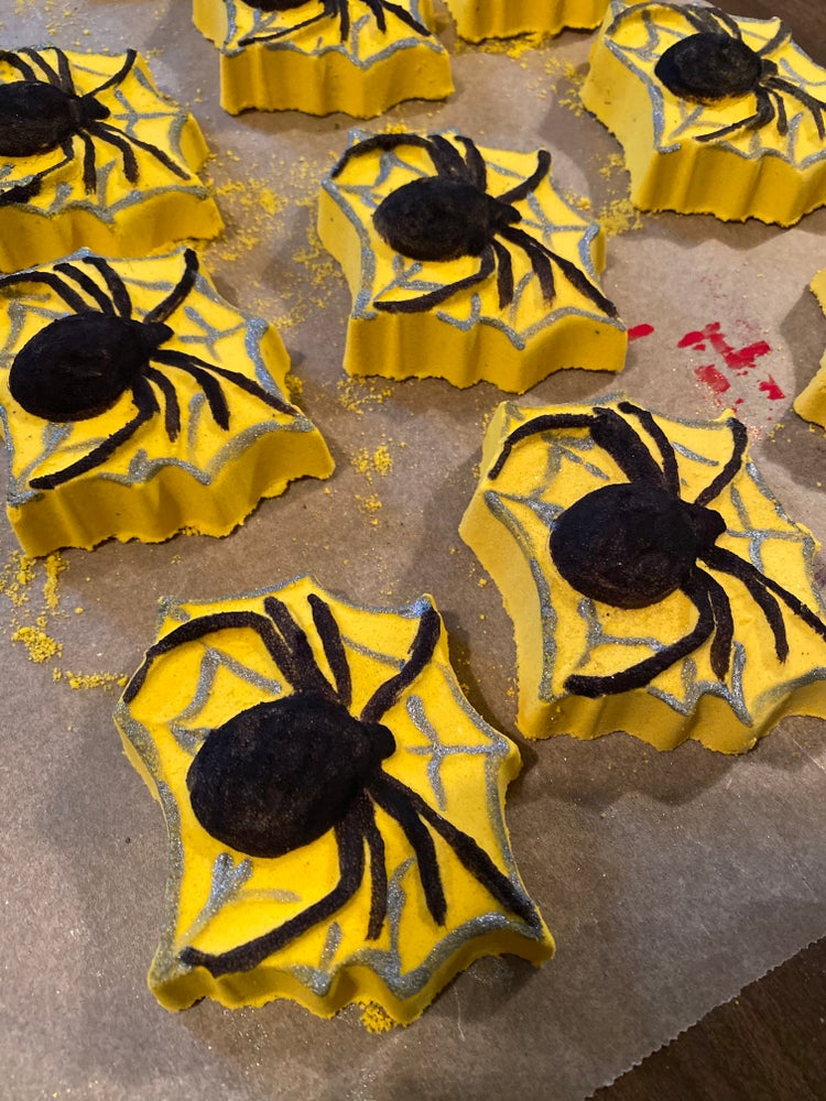 Image of Spider Bathbomb