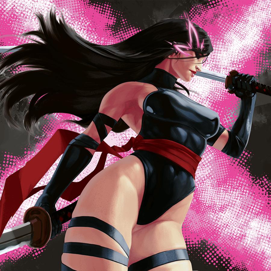Image of Psylocke, X-Men Poster Prints
