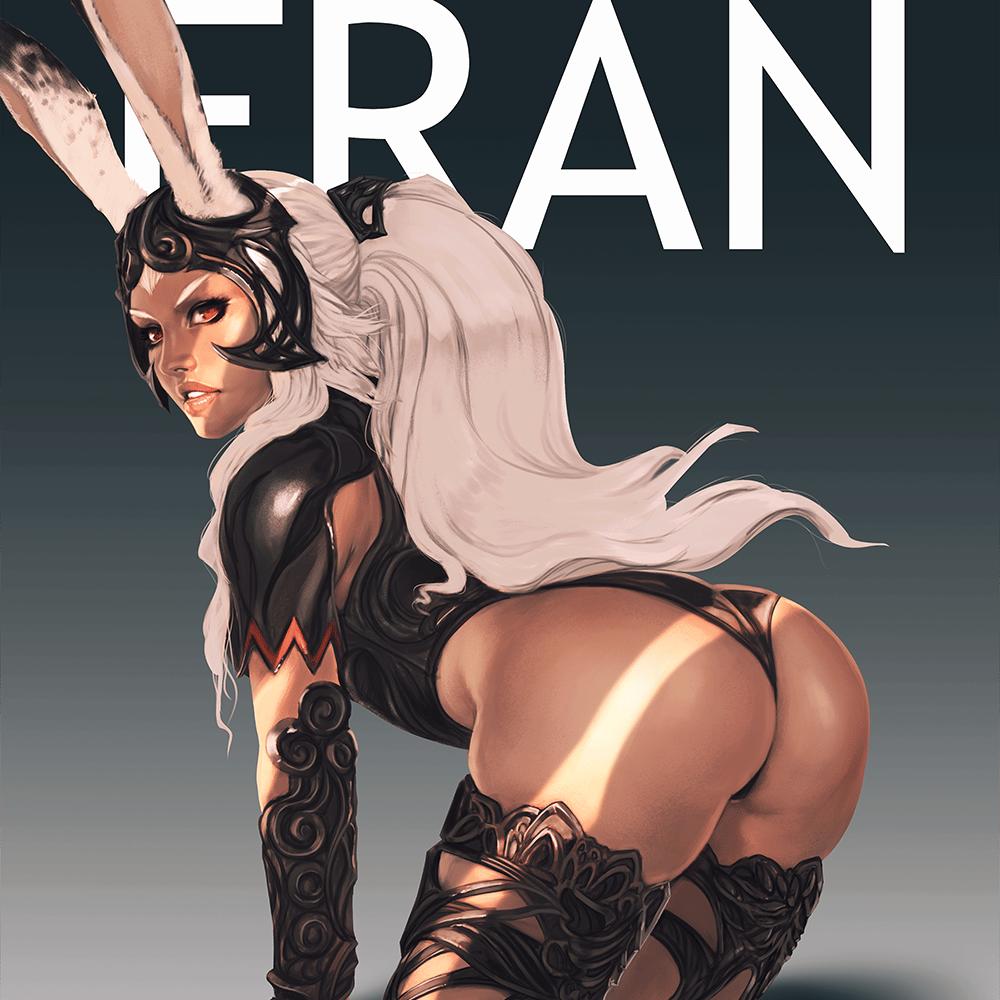 Image of Fran, Final Fantasy Poster Prints