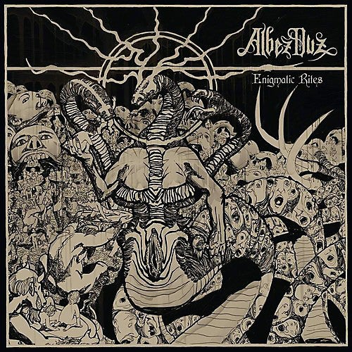6 ISSUE SUB + ALBEZ DUZ 'ENIGMATIC RITES' CD OFFER (UK ONLY)