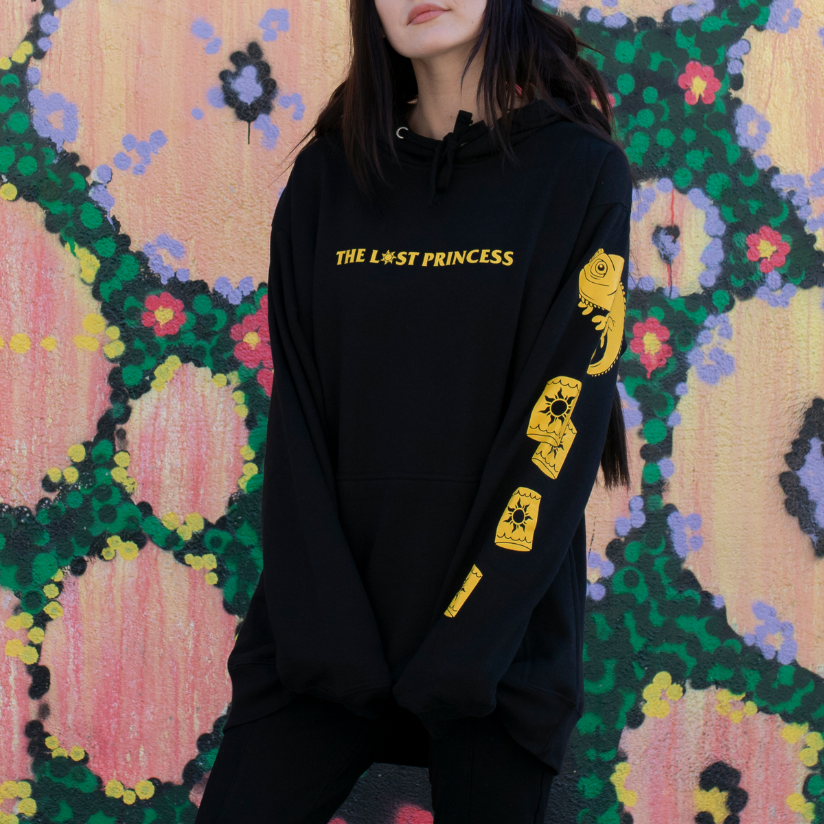 Image of Lost Princess pullover hoodie