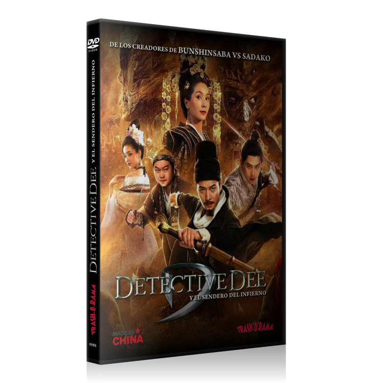 Image of DETECTIVE DEE Y EL SENDERO DEL INFIERNO