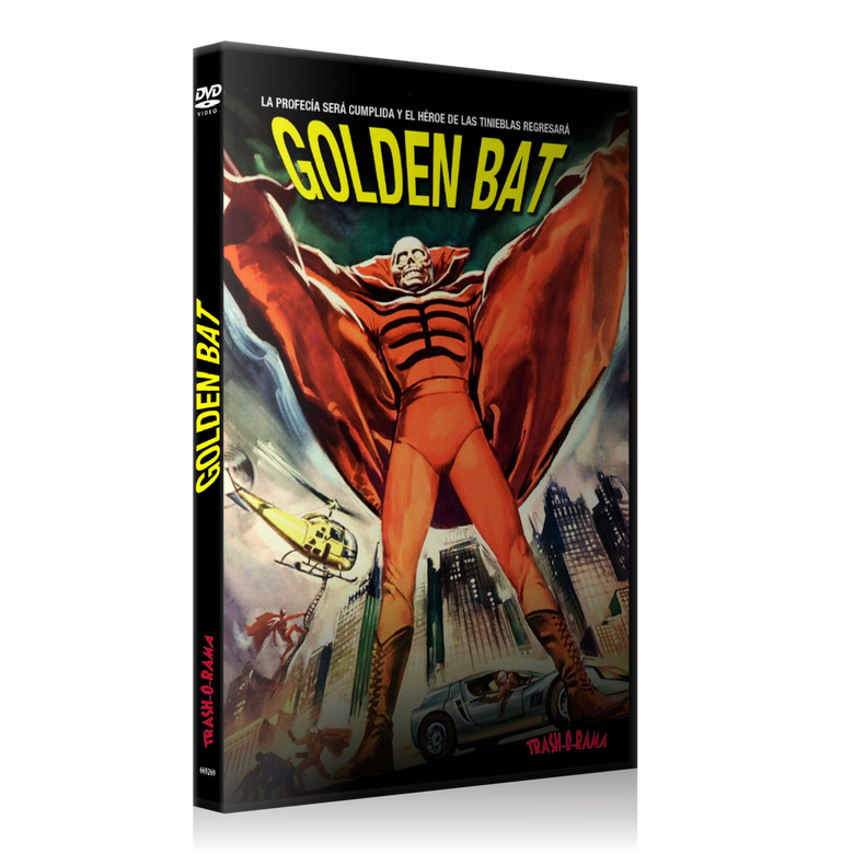 Image of GOLDEN BAT