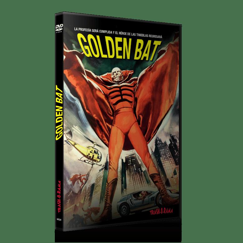 Image of GOLDEN BAT