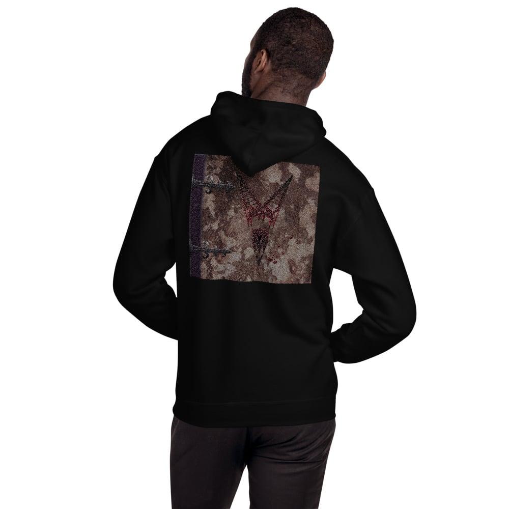 Image of Vzaéurvbtre Livre I Hooded Sweatshirt