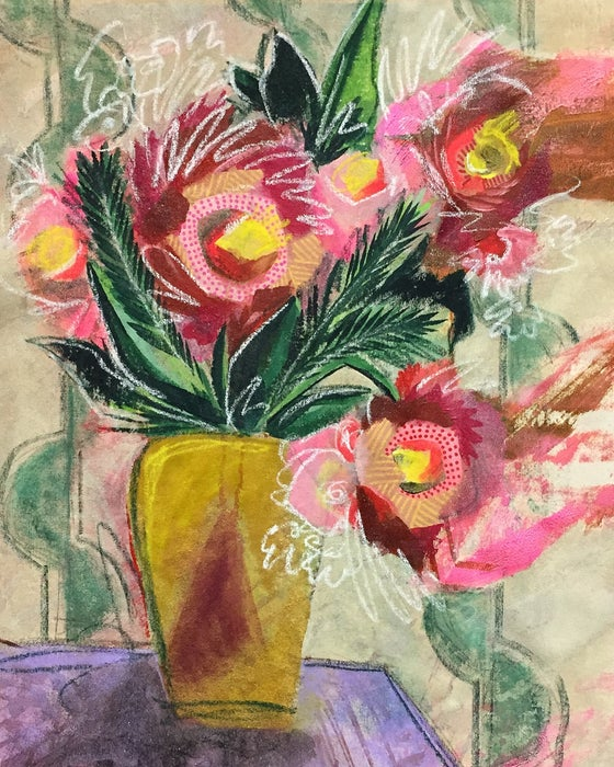 """Image of """"Ranunculus In NYC"""""""