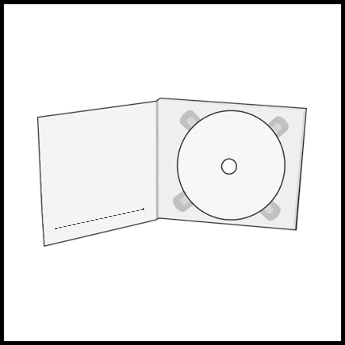 Image of CD DIGIPACK w/ SLOT