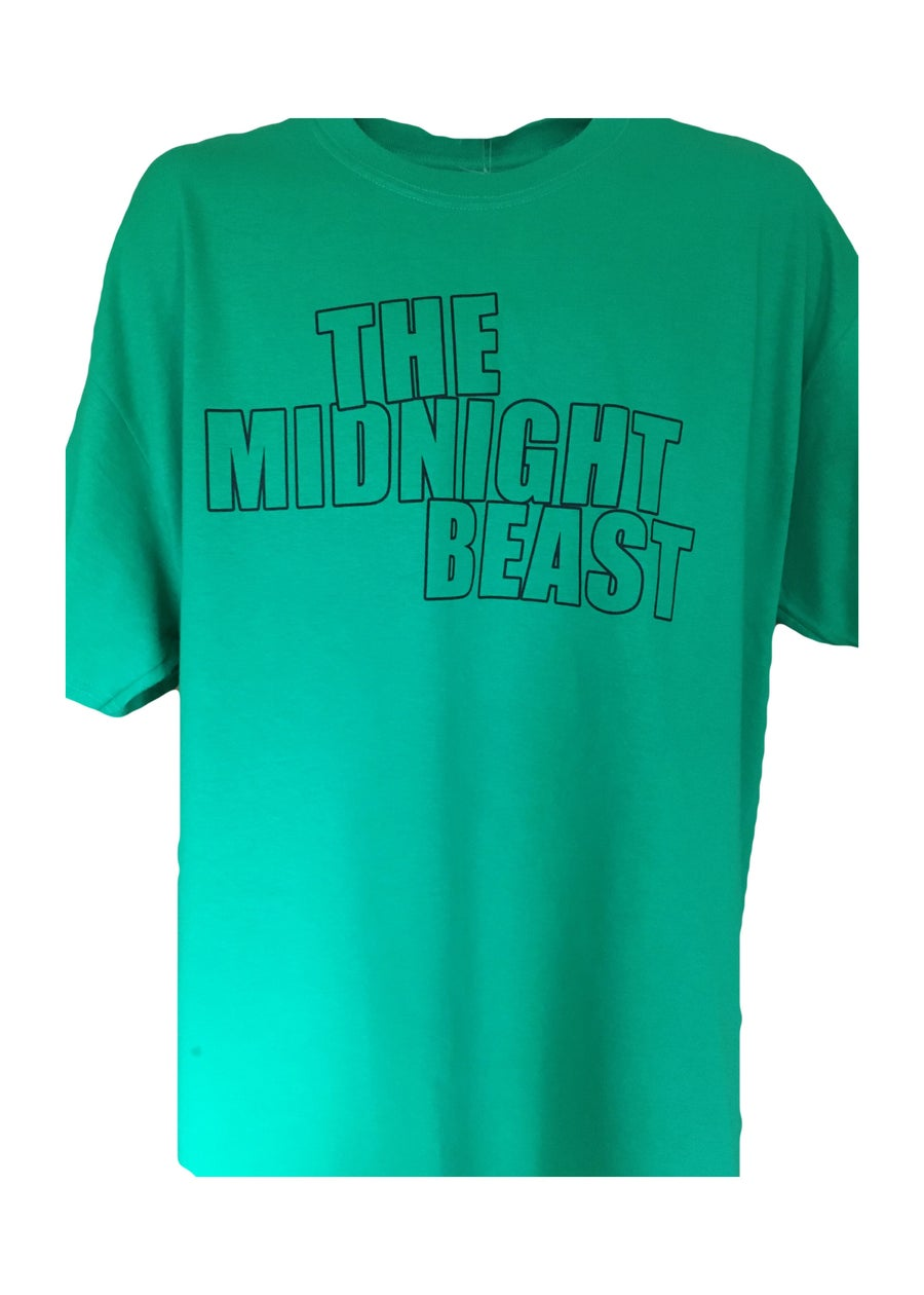 Image of TMB 10th ANNIVERSARY TOUR TEE now on SALE
