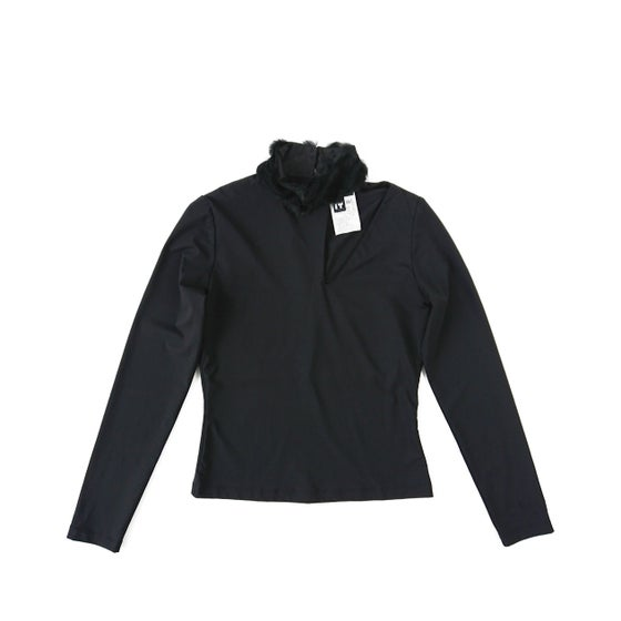 Image of Versace Fur Long Sleeve