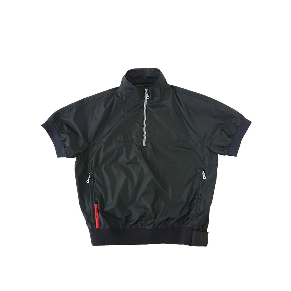 Image of Prada Techincal Nylon Zip