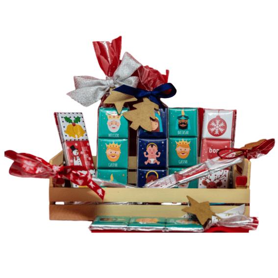 Image of Chocolatinas solidarias Navidad