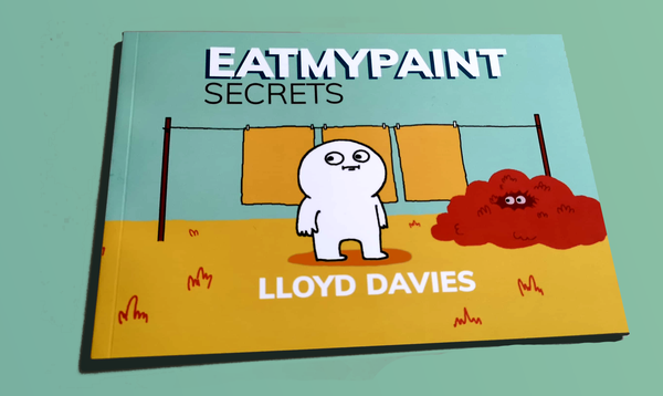 Image of Eatmypaint - SECRETS