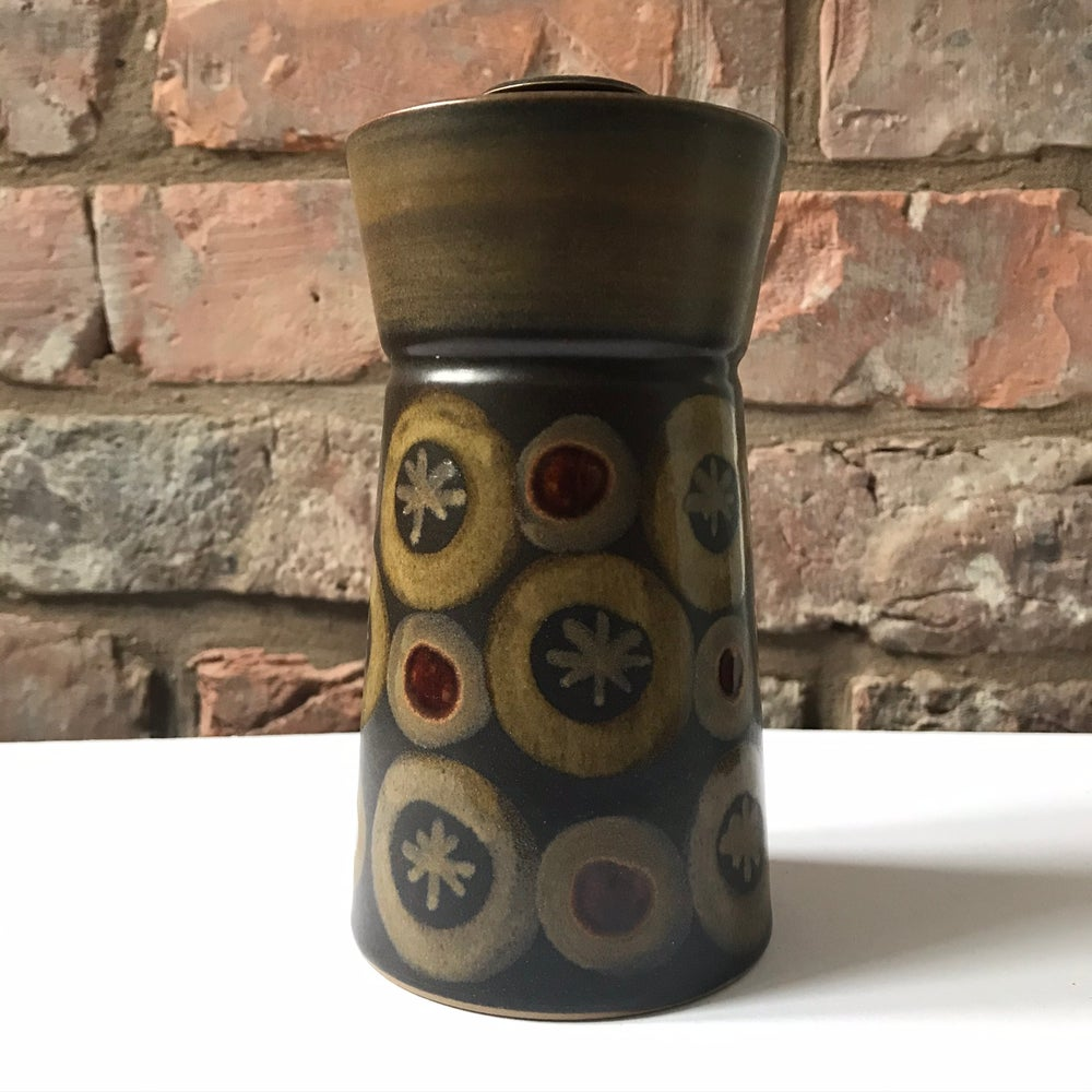 Image of Denby Arabesque Tall pot canister