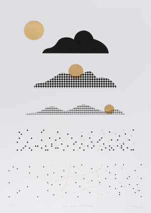 """Image of In Clouds X: """"Look again at that dot"""""""