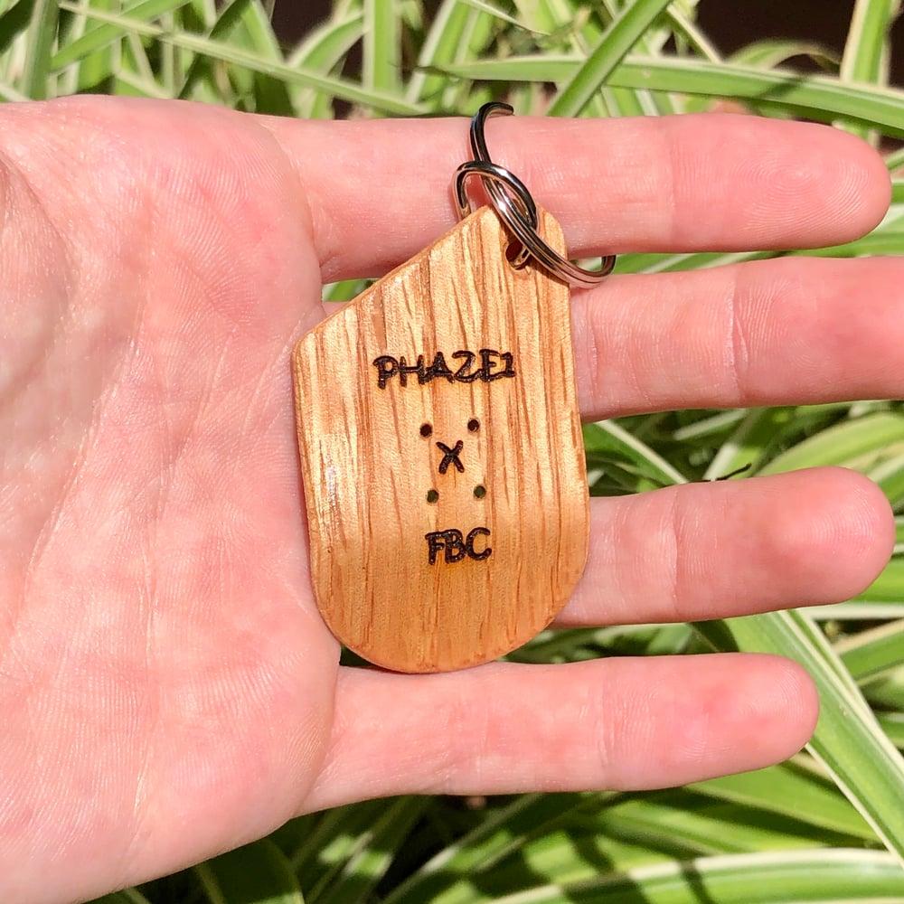 Image of Phaze1 x FBC Keychains