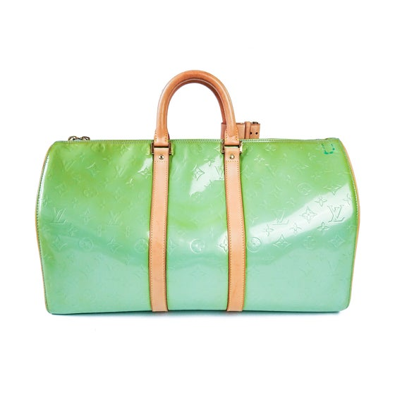 Image of Louis Vuitton Vernis Keepall