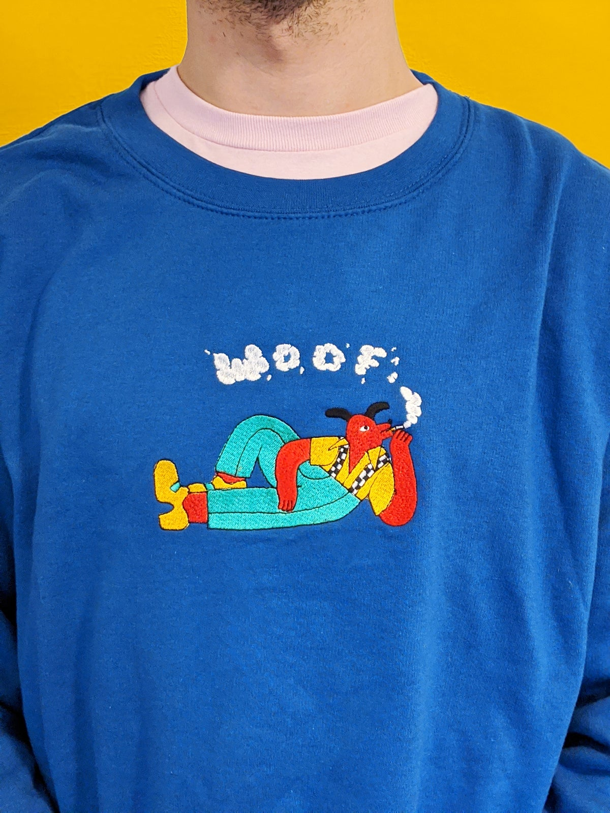 Image of Woof Jumper