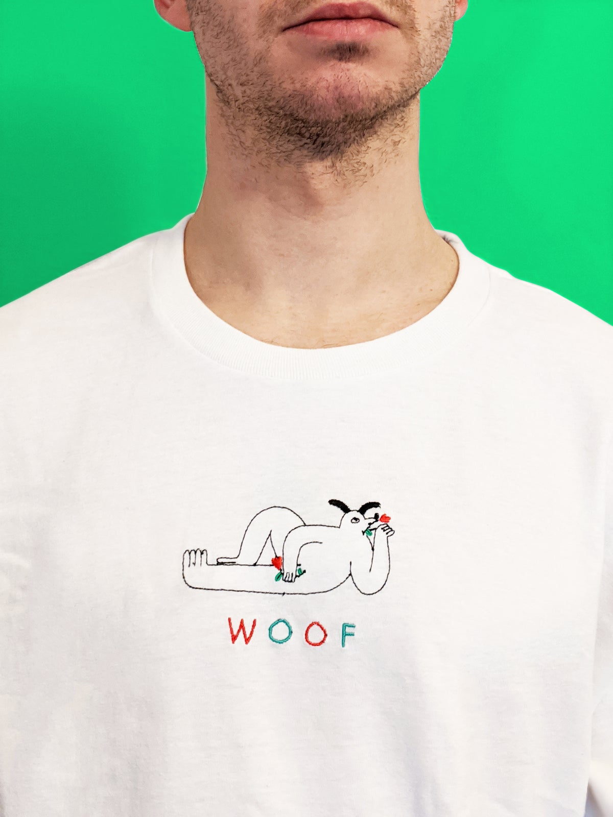 Image of Woof Tee