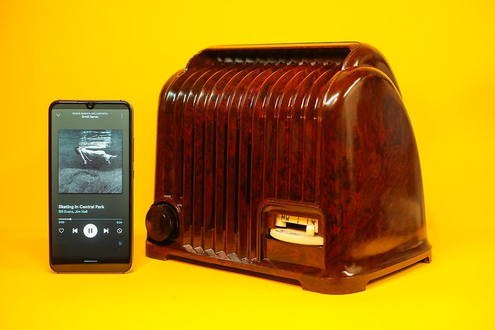 Image of SOBEL SOBELETTE 439 (1949) RADIO D'EPOCA BLUETOOTH