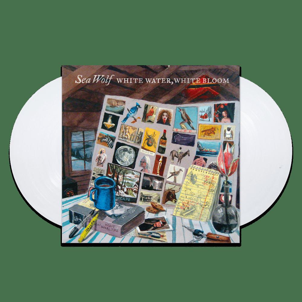 Image of White Water, White Bloom - white Vinyl - 10 Year Anniversary Edition
