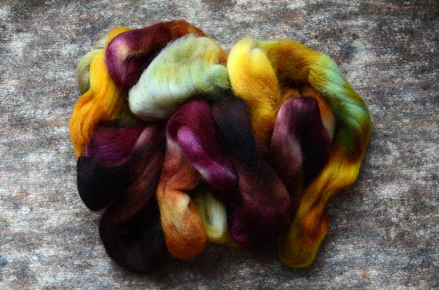 "Image of ""Pavlova"" Finn Wool - 4 oz."