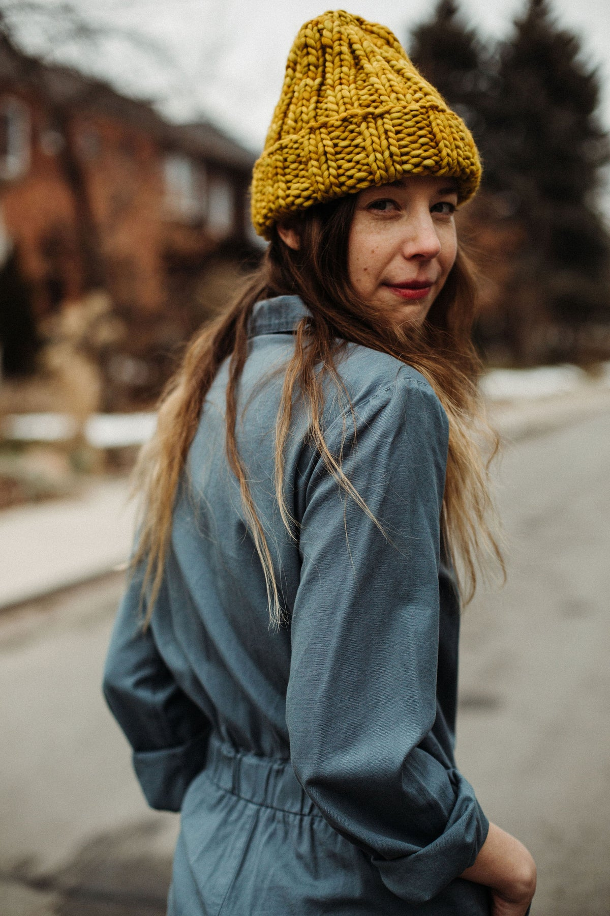Image of Siska Toque (Limited Merino wool)