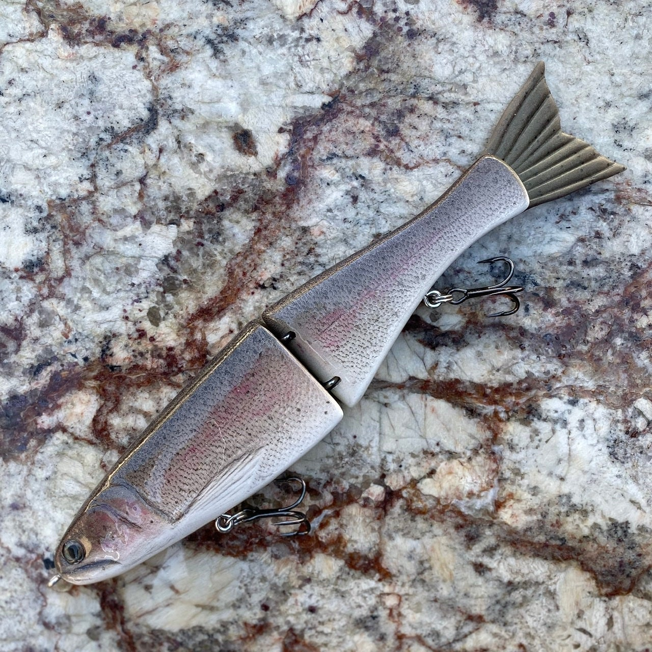Image of 12 inch slow sink trout glide