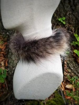 Image of Wolf Fur Choker