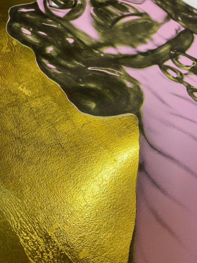 Image of Companion II: You Make Me Blush {Silver/Gold}