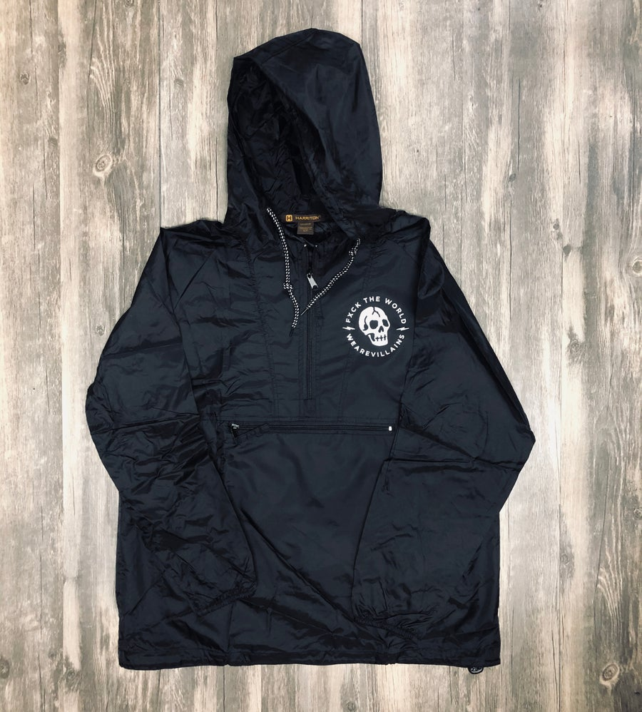 Image of FTW tactical shell half zip