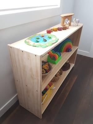 Image of Montessori Shelf / Infant shelf
