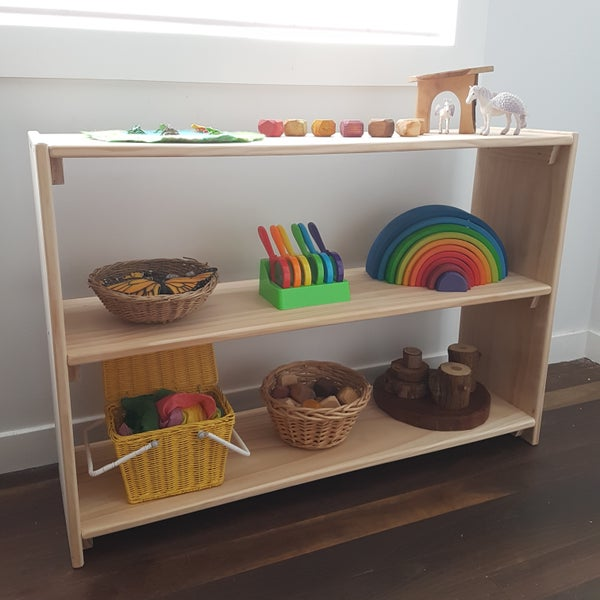 Image of Montessori Shelf / Infant shelf