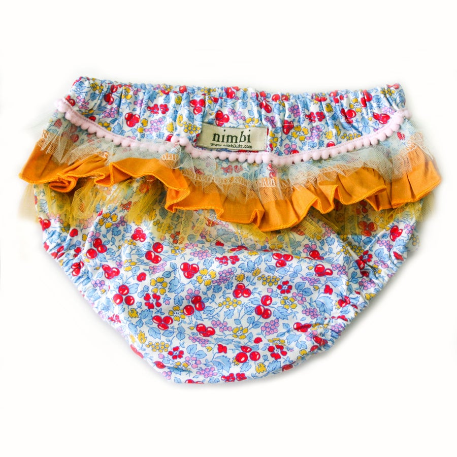 Image of Bambini Ruffled Pilchers - Lilly Pilly