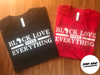 Black Love Over Everything - Africa Couples Edition