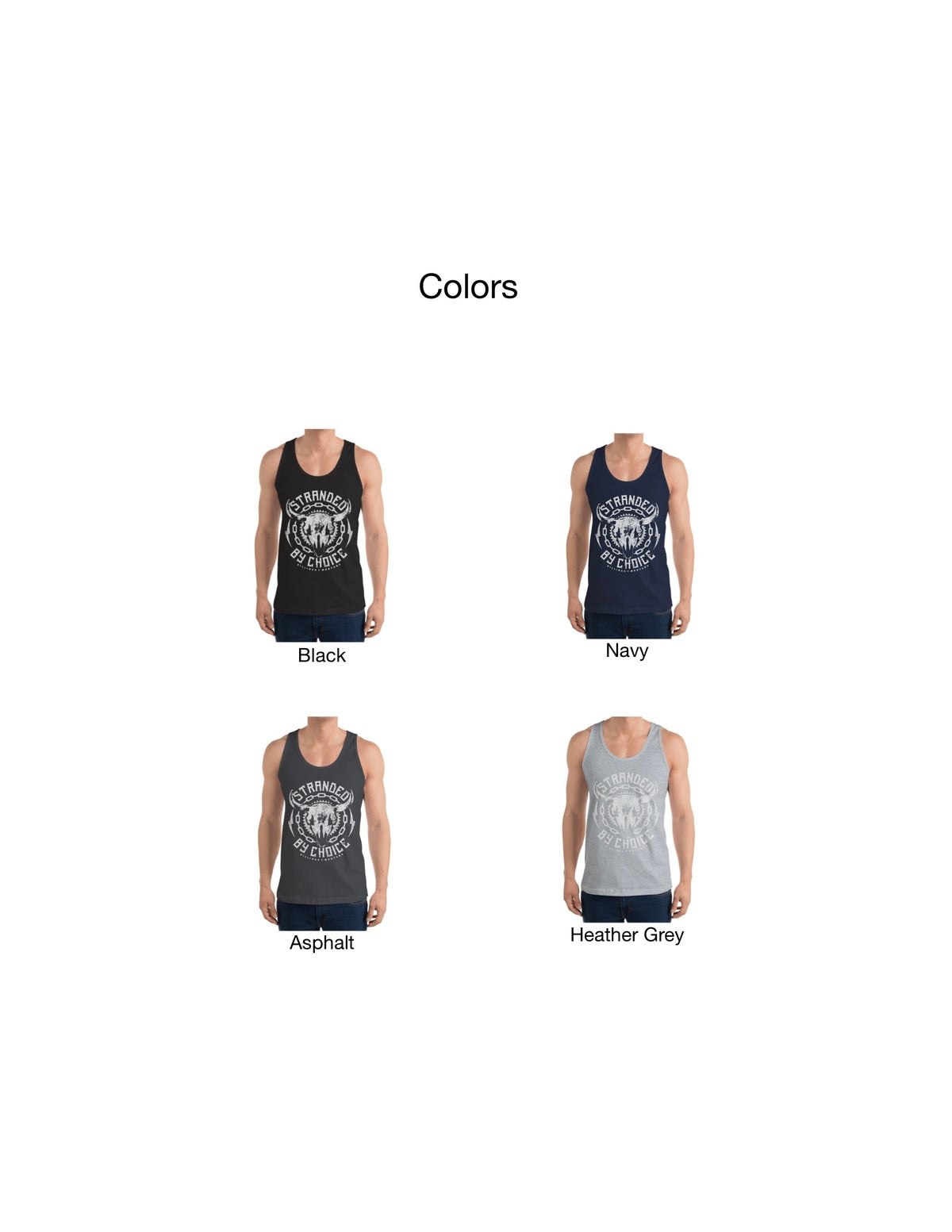 Choose your Design Men's Tank