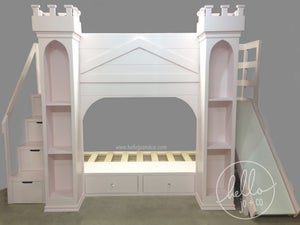 Image of Castle Bed Playhouse