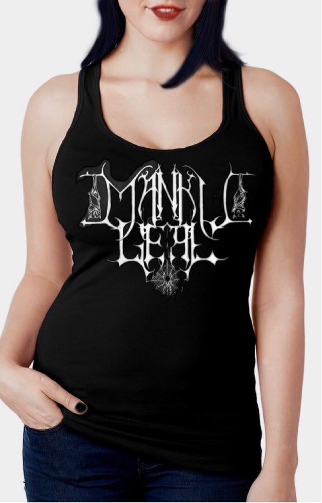 Image of Manku Geal Logo Racerback Tank Top