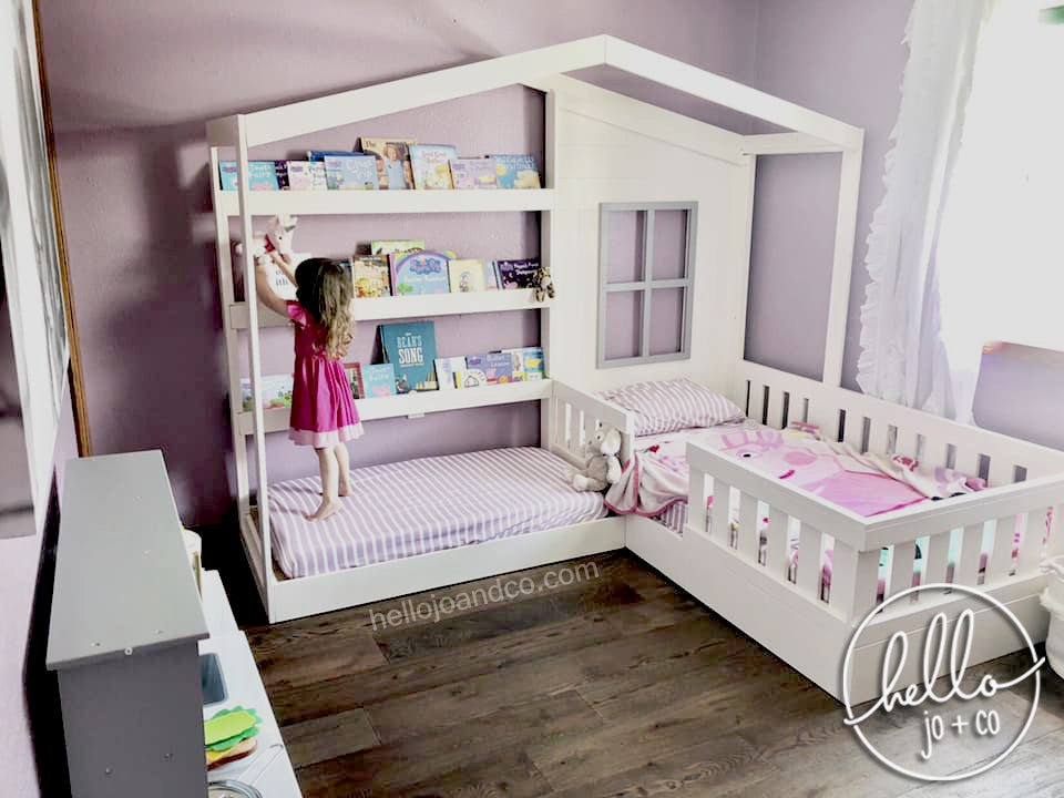 Image of Reading Nook Bed