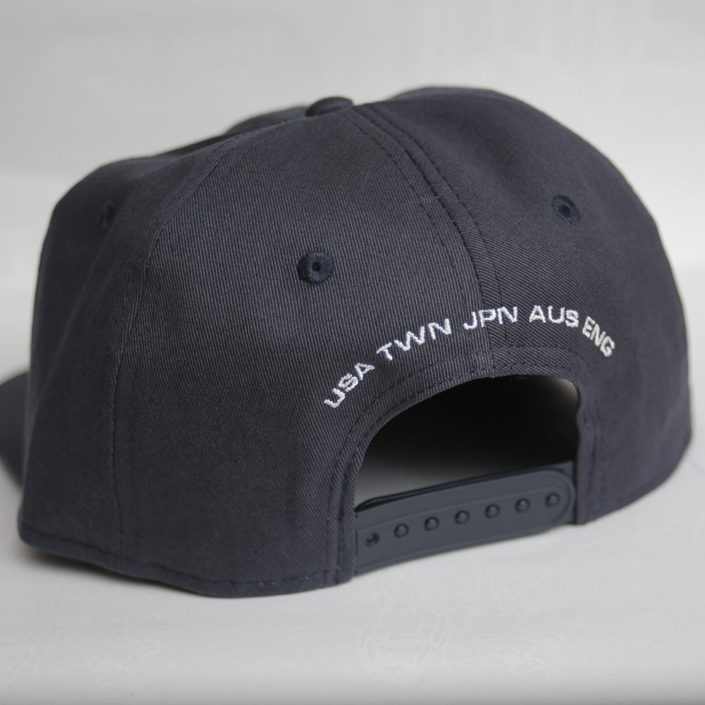 Image of 90East Global Unstructured Cap - Navy