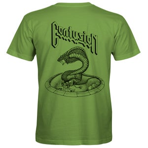 """Image of Confusion - """"Snake Pit"""" t-shirt [green]"""