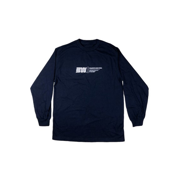 Image of Strangeways Audio/Visual Long Sleeve Tee