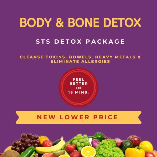 Body & Bones Detox Kit