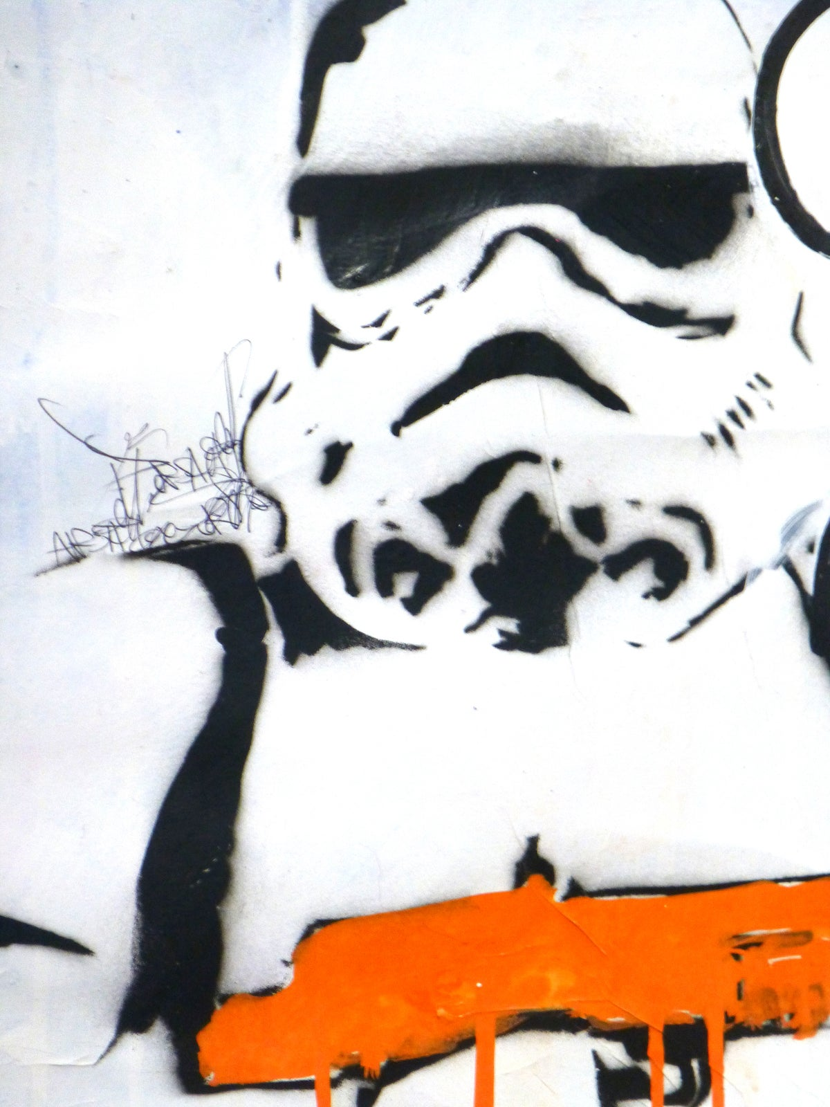 Image of YO! STAR WARS POW TROOPER