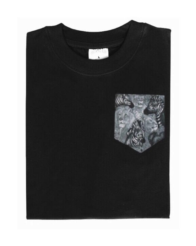 Image of Camiseta bolsillo safari