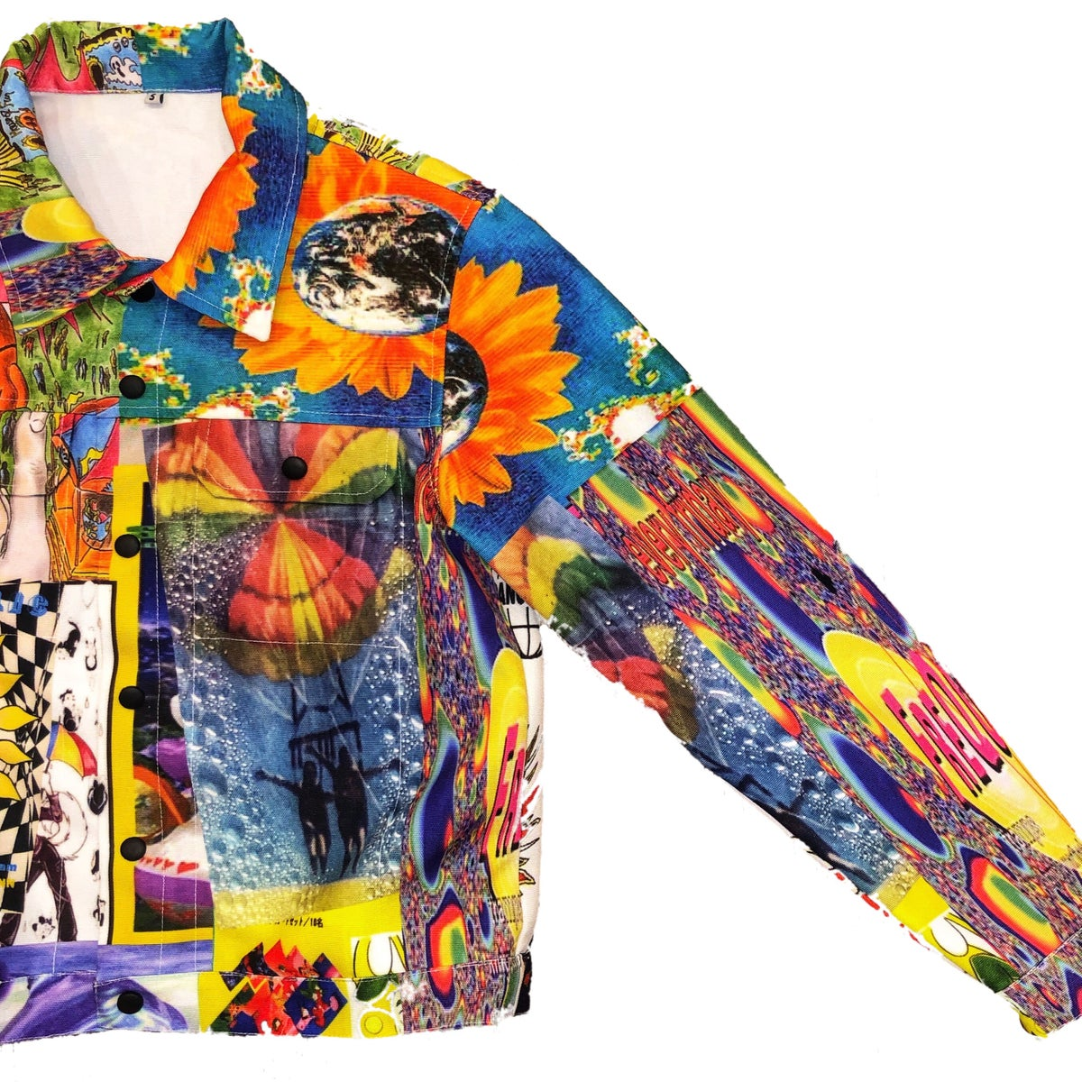 Image of Romantic Transcendence Jacket